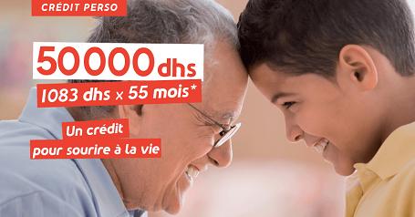 Crédit promo spéciale pour les retraités