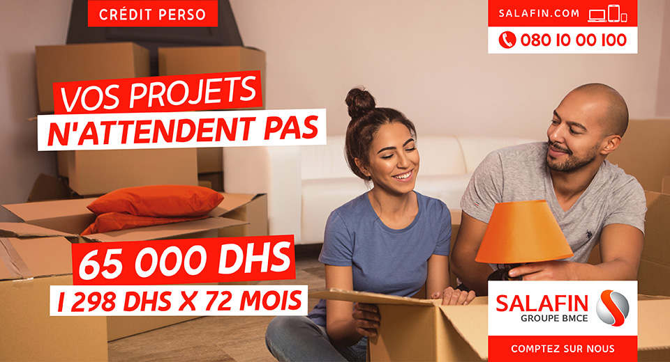 Vos projets n'attendent pas - 65000