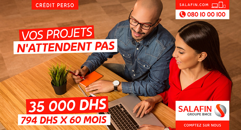 Vos projets n'attendent pas - 35000