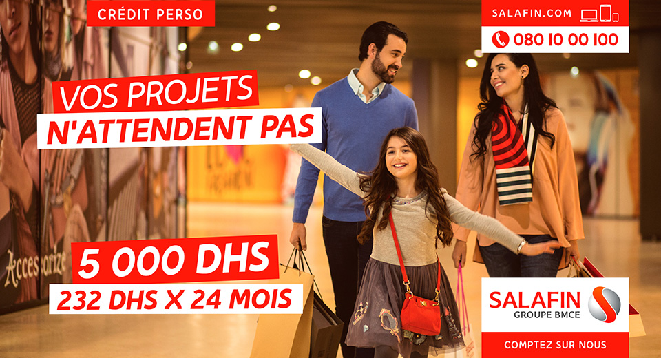 Vos projets n'attendent pas - 5000